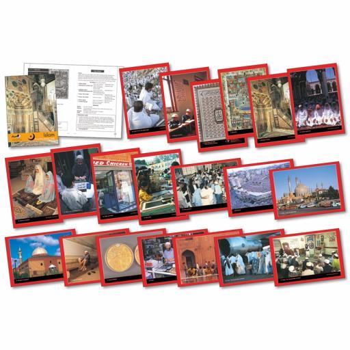 Islam Photopack & Activity Book