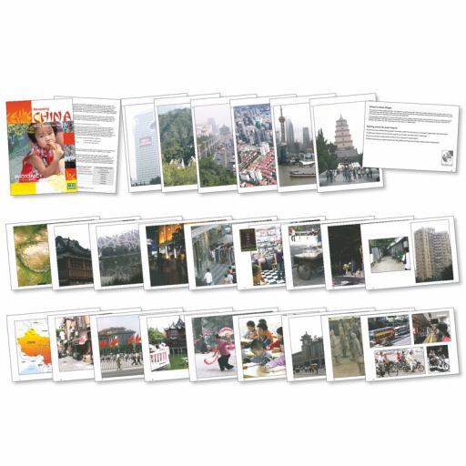 Revealing China Photopack