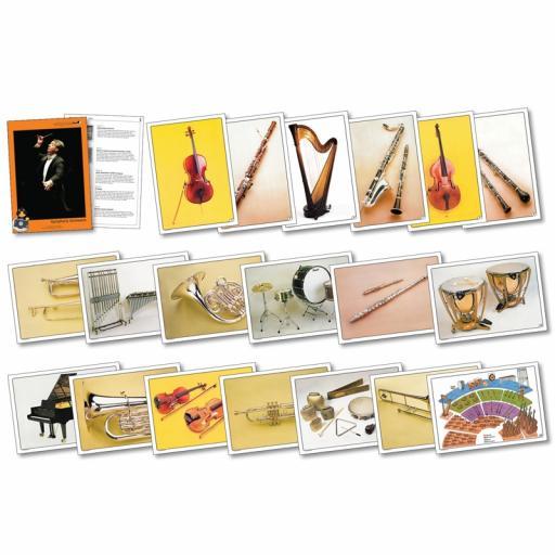 Symphony Orchestra Photopack