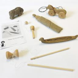Wooden Toys Through The Ages
