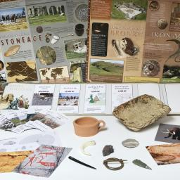 Stone Age to Iron Age Artefacts Collection