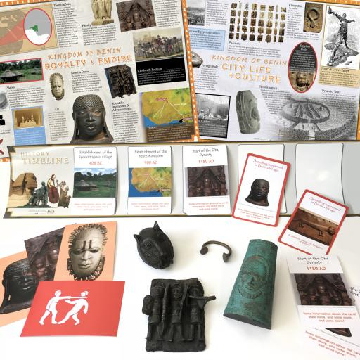 Kingdom of Benin Artefacts Pack