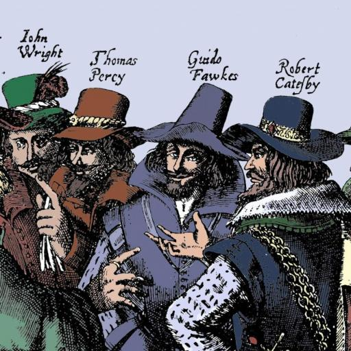 Gunpowder, Treason, & Plot