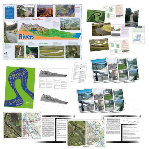 Rivers Curriculum Pack