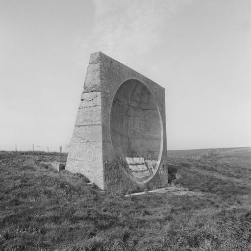 The concrete blocks that once protected Britain