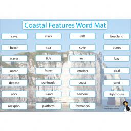 Coastal_Features_Word_Mat