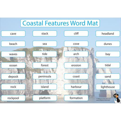 Coastal Features Word Mat.jpg