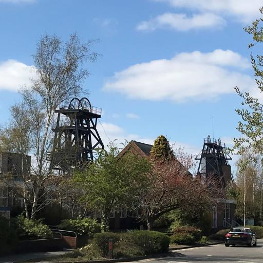 A brief history lesson on Snibston Colliery