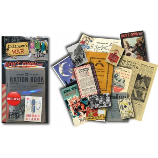 Childrens War Memorabilia Pack