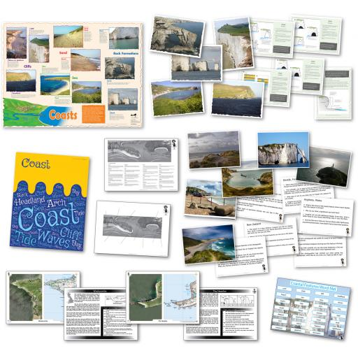 Coasts Curriculum Pack