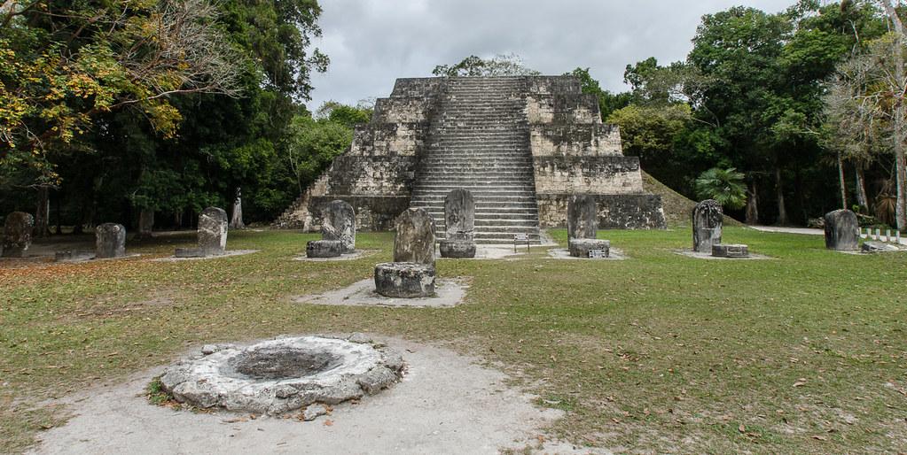 The Maya Archaeologist: Dr Diane Davies.