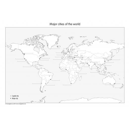 A4 Major cities in the world (3 page)-2.jpg