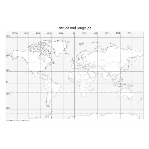 Cosmographics_Lattitude_and_Longditude_ Worksheets