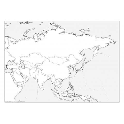 Cosmographics_Aisa_Outline_Map