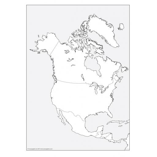 Cosmographics_North_America_Outline_Map