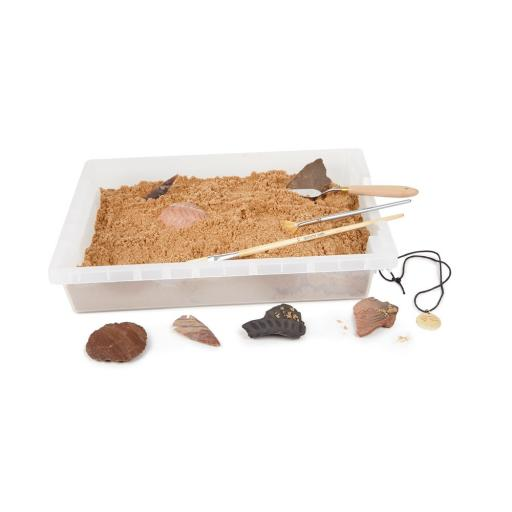 Stone Age Archaeological Dig Starter Pack