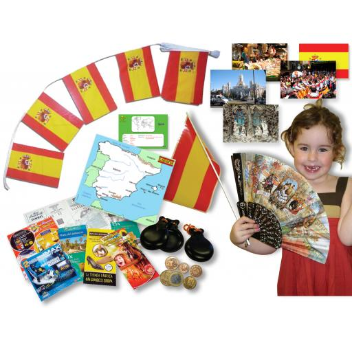 Spanish Activity Pack