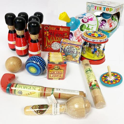 Victorian Toys Artefact pack