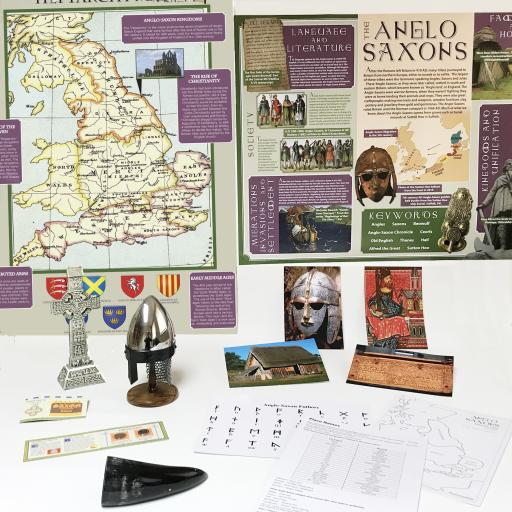 Anglo-Saxons Artefacts Pack