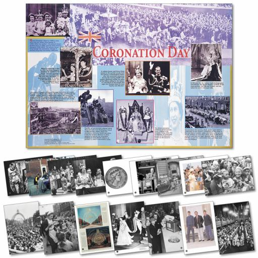 Coronation Day Poster & Photopack