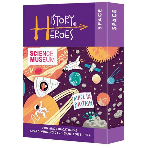 History Heroes -Space