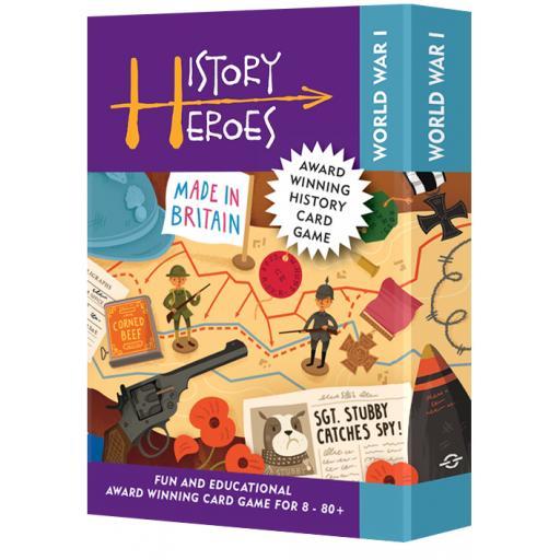 History Heroes - World War One