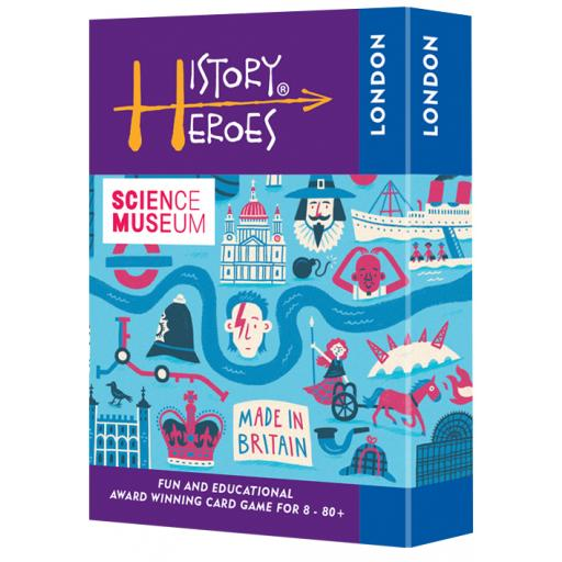 History Heroes - London