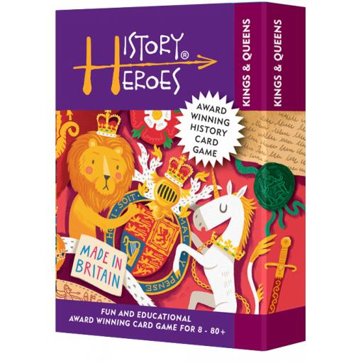 History Heroes - Kings and Queens